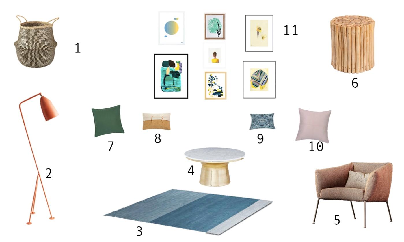 Lista living room 1