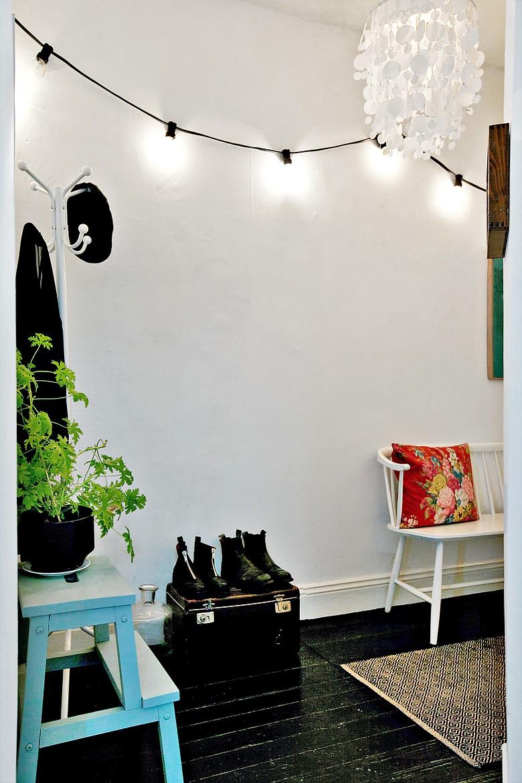 Accente delicate de culoare într-o garsonieră de 43 m² 10