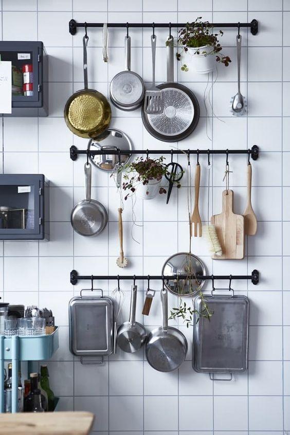 Utensili IKEA per una cucina trendy – Dettagli